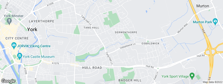 Map for David Wilson Homes