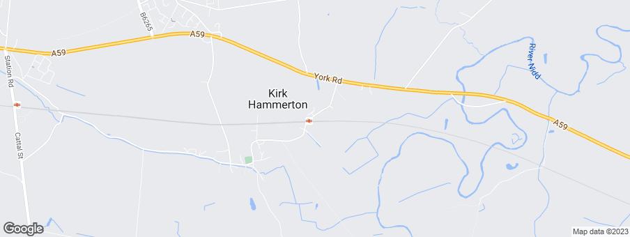 Map for Linden Yorkshire