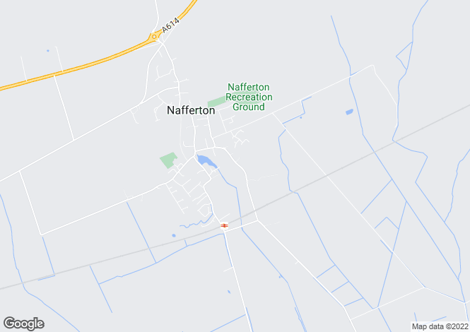 Map for Nether Hall, Nethergate, Nafferton