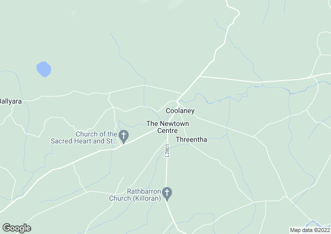 Map for Rathosey,Coolaney
