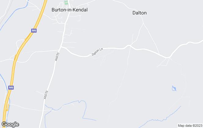 Map for Dalton Hall Business Centre, Cumbria