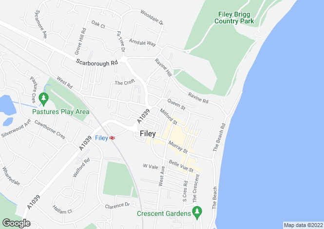 Map for A-COMMERCIAL-OPPORTUNITY, Bella Italia, 20-22 Mitford Street, Filey, Filey, North Yorkshire