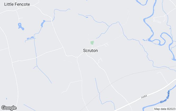 Map for Liz Dennison Property Consultancy, Scruton