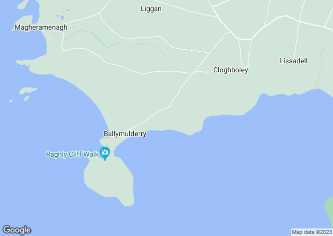 Map for Castlegrange Farm, Ardtermon, Co Sligo