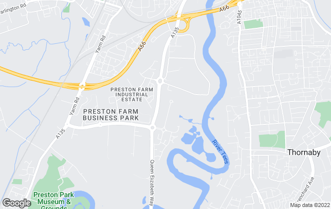 Map for Connect Property North East Ltd, Stockton-On-Tees