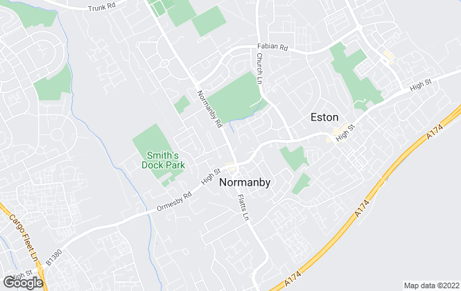 Map for Your Move , Normanby