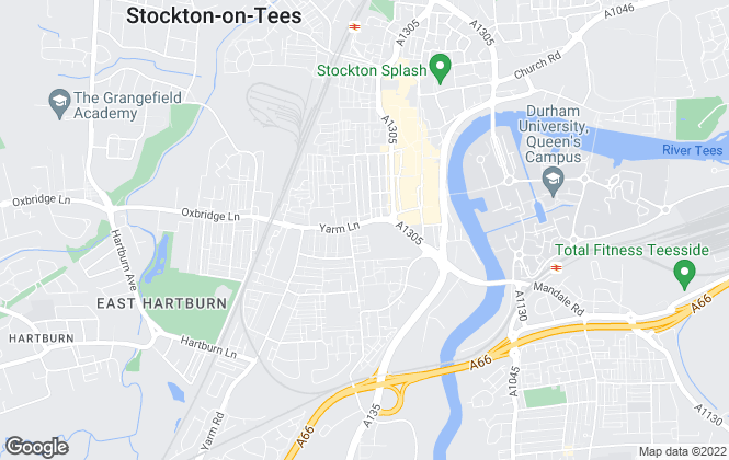 Map for AFR Teesside , Stockton-On-Tees