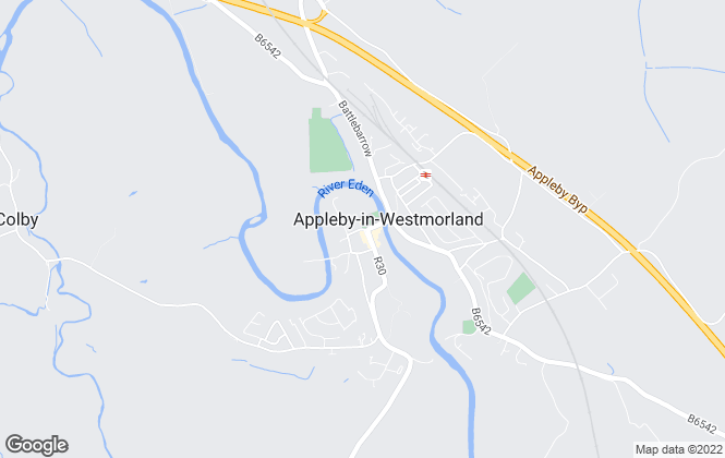 Map for Penrith Farmers & Kidds, Appleby-in-Westmorland