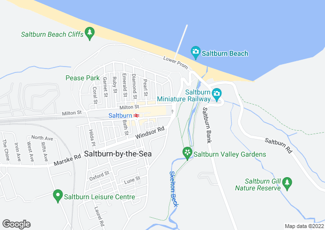 Map for Zetland Court, Dundas Street,