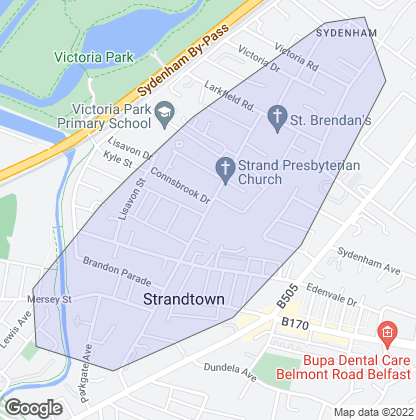 Map of property in Sydenham