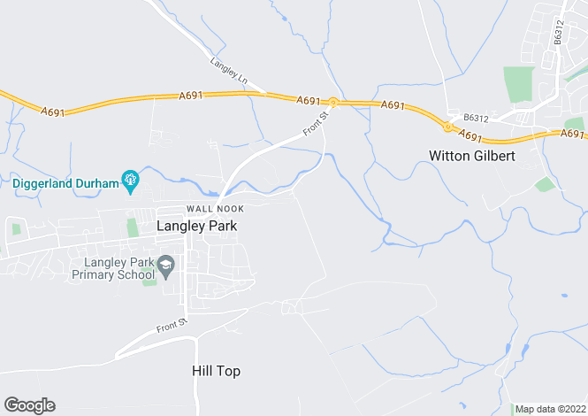 Map for The Ash at Wallnook Grange, Wallnook Lane,