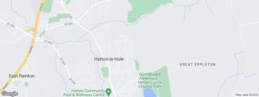 Map for Gleeson Homes (North East - South)