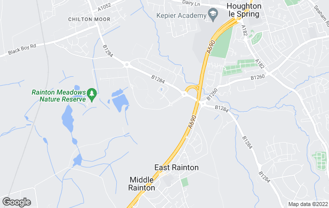 Map for First Class Residential, Houghton-le-Spring
