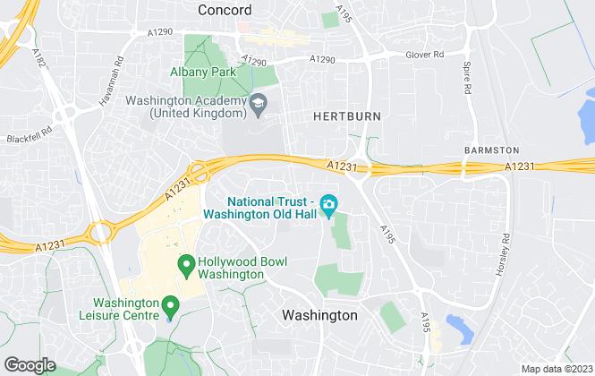 Map for Jill Moore Select Properties, Washington