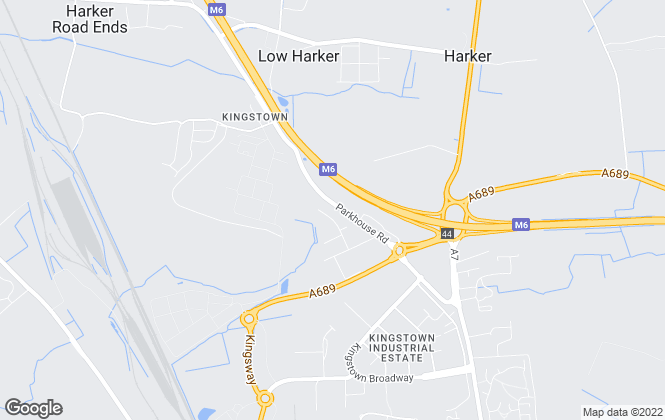 Map for BPK Estate Agents, Carlisle