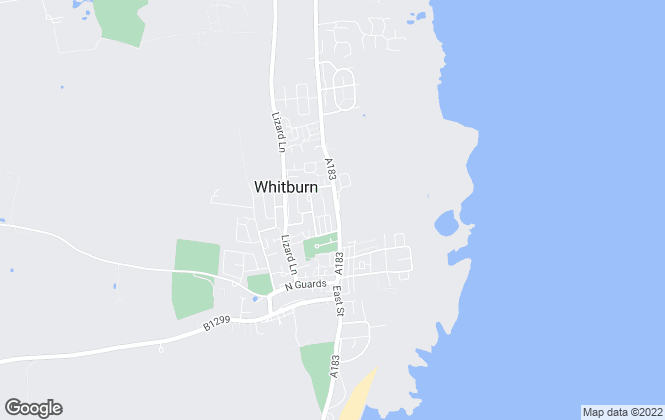 Map for Twin Rivers United Enterprise Limited, Sunderland