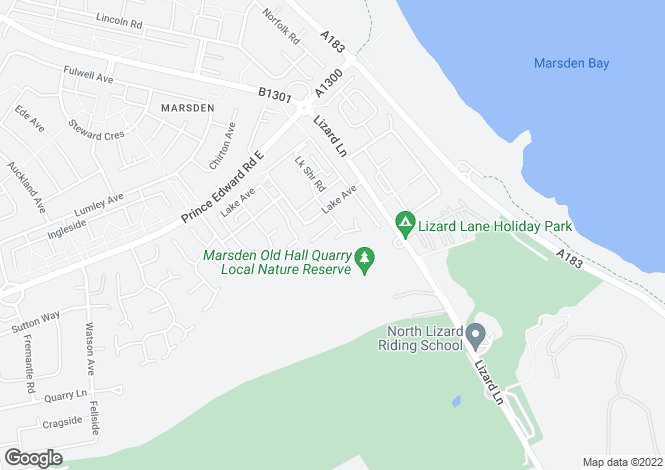 Map for 23 Lakeside, ,  South Shields