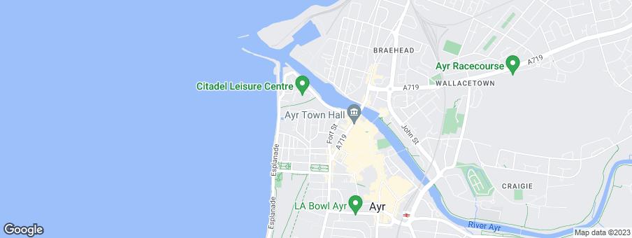 Map for Barochan Developments Limited