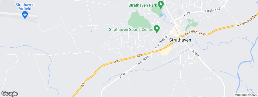 Map for Stewart Milne Homes