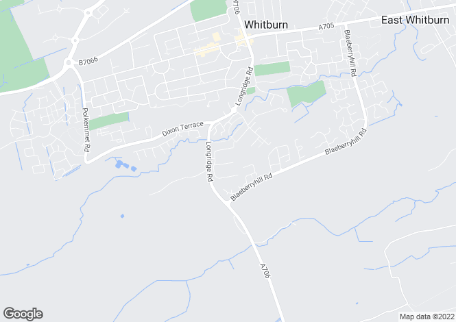 Map for Bickerton Terrace, Whitburn