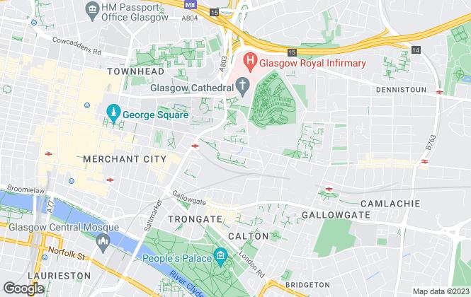 Map for SMART MOVE ESTATE AGENTS (SCOTLAND) LTD, Sales Enquiry Centre