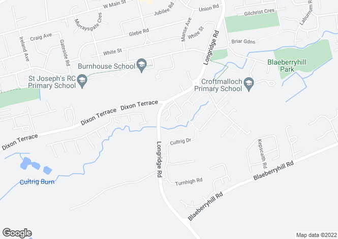 Map for Norwood Court,