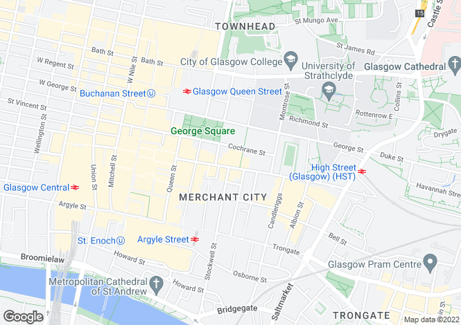 Map for INGRAM STREET