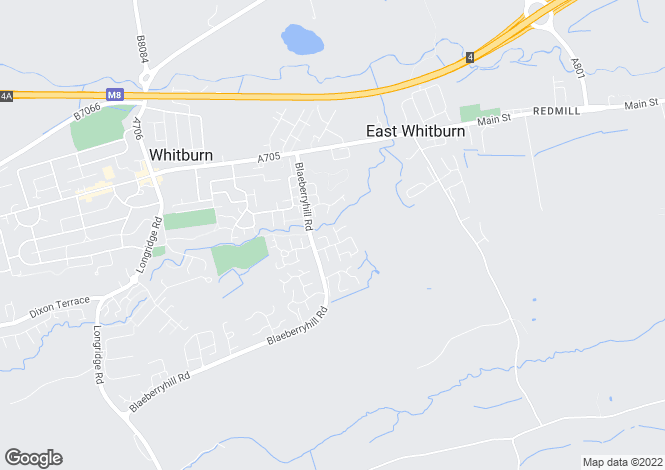 Map for Glenburn Gardens <br> Whitburn, Lothian