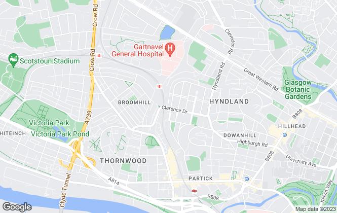 Map for Vanilla Square , Glasgow