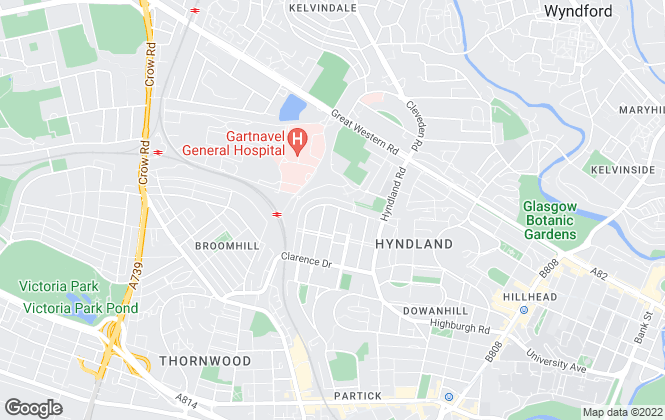 Map for Scottish Business Centre, Glasgow
