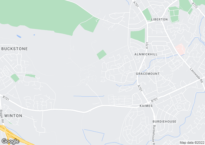 Map for Alnwickhill Court, Alnwickhill, EH16