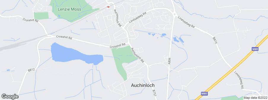 Map for Robertson Homes Limited
