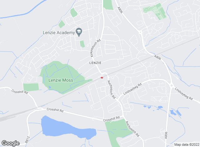 Map for Town & Country Estate Agents, Lenzie & Bearsden