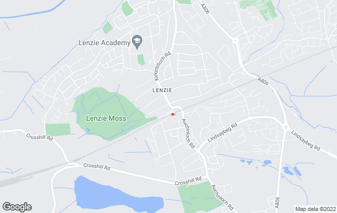 Map for Town & Country Estate Agents, Lenzie