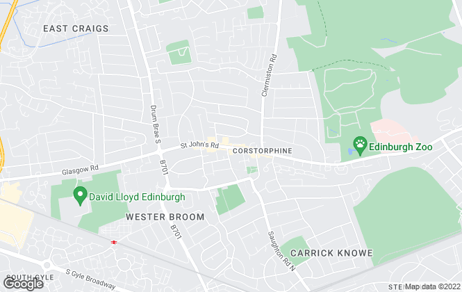 Map for MOV8 Real Estate, Corstorphine Branch