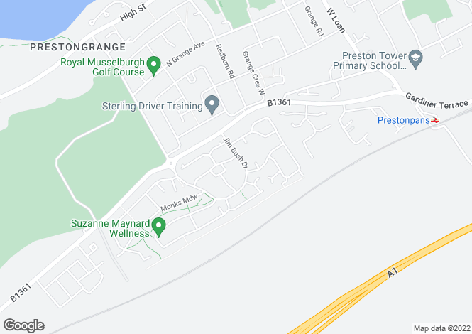 Map for Ness at Prestonfields, Jim Bush Drive,
