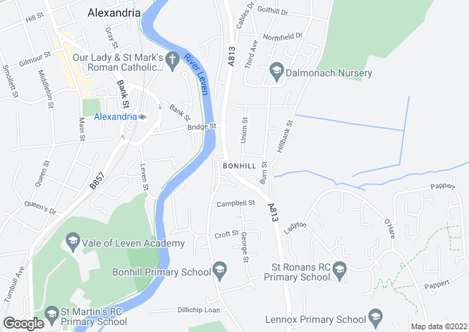 Map for Union Street Lane,