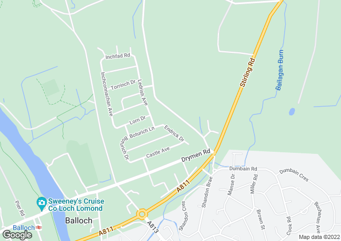Map for Mollanbowie Road,