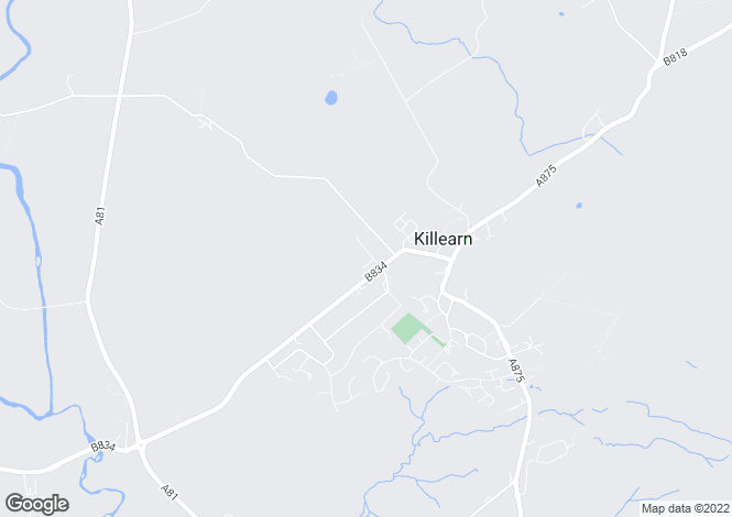 Map for Cuilalunn Drumore Road, Killearn, G63 9NX