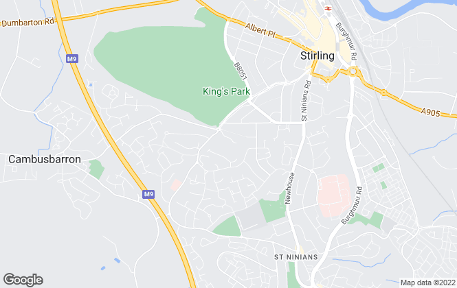 Map for Remax Property Services, Stirling