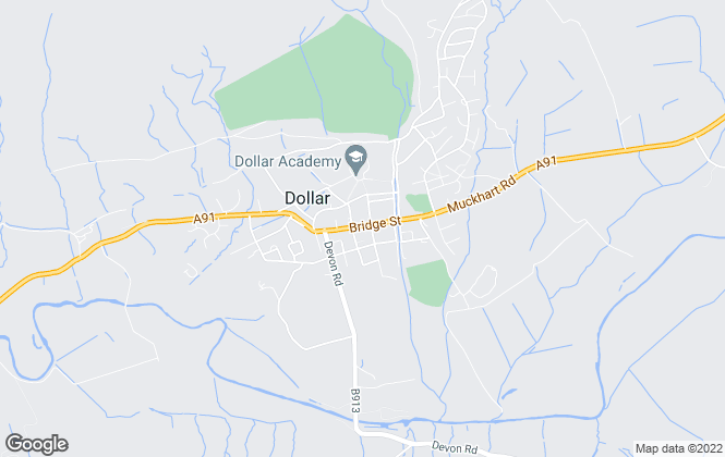 Map for  Harper & Stone Limited, Dollar
