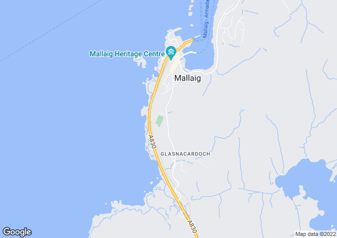 Map for Hillcrest