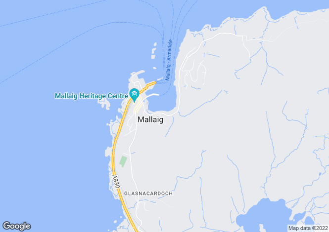 Map for Rockliffe