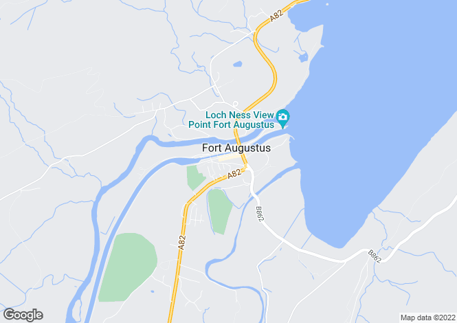 Map for Caledonian House,