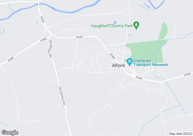 Map for Abbery Mid at Silver Birches, Davidson Crescent,