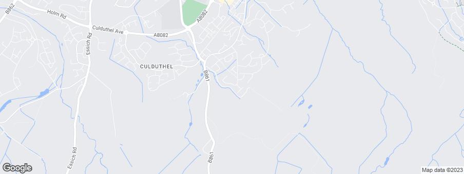 Map for Tulloch Homes Ltd