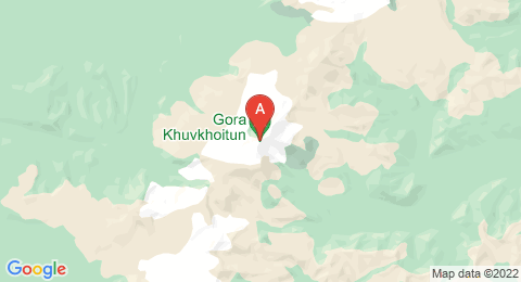 map of Khuvkhoitun (Russia)