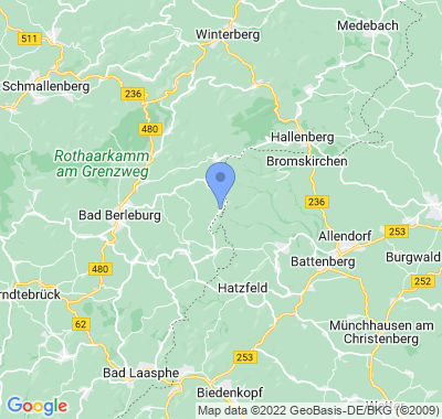 57319 Bad Berleburg Alertshausen