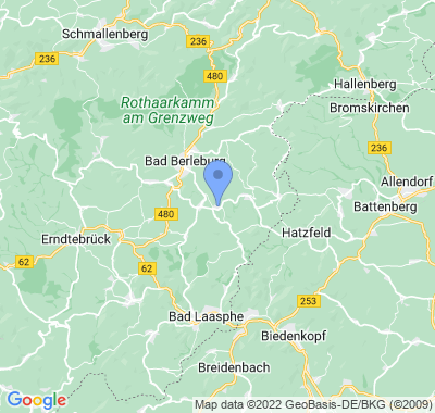 57319 Bad Berleburg Arfeld