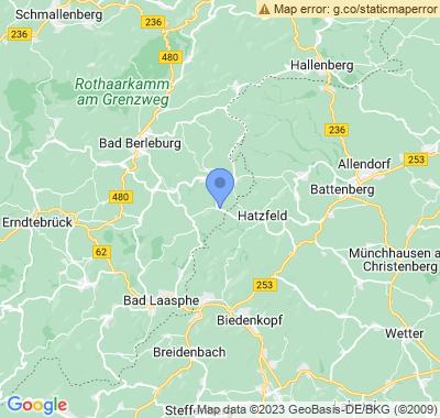 57319 Bad Berleburg Beddelhausen